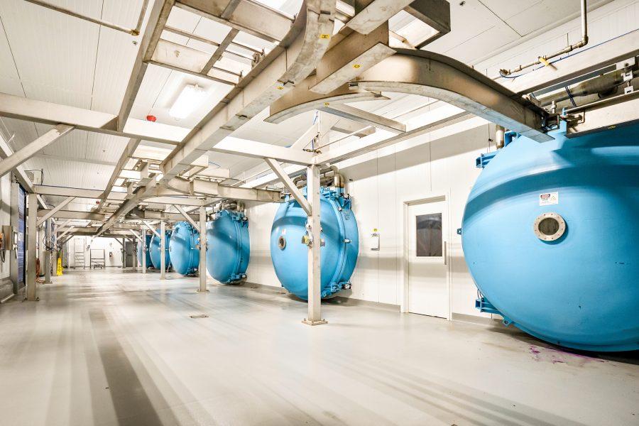 stream capital partners food manufacturing sale leaseback