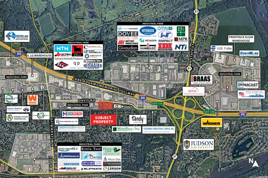 net leased industrial stream capital partners